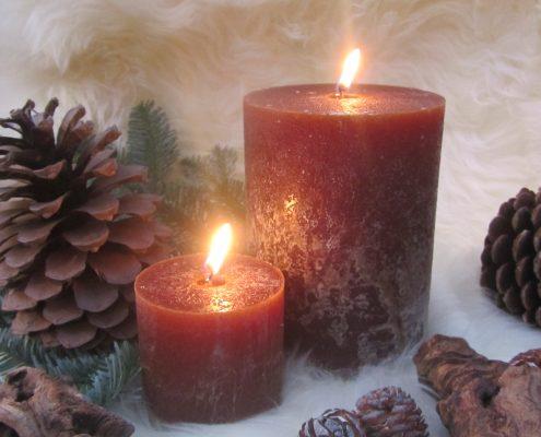 Leuchtende Weihnacht