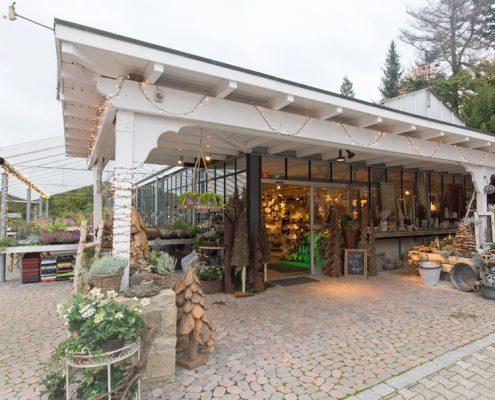 Gartenparadies Pfettscher Glashaus